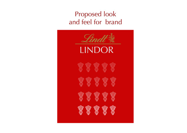 Lindt rebrand - Love the brand you hate6