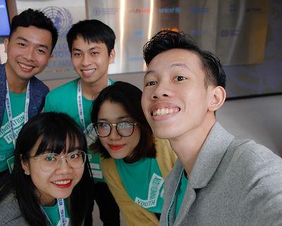 9. Green River ở Lễ trao giải UNESCO tại