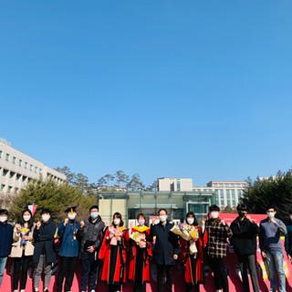 2021-02 졸업식 단체사진