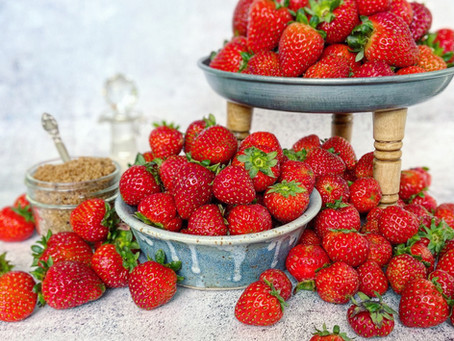 Year-Round LOCAL Strawberries?!