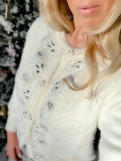 Paloma Embellished Cardigan