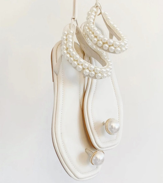 Obsessed with pearls