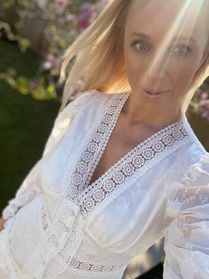 Chloe Lace Maxi Dress