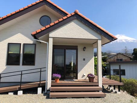 新しいスタイルの農家民宿が富士山の麓にオープン!