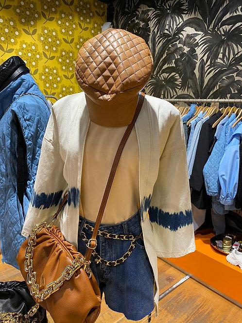 Veste kimono tie and dye