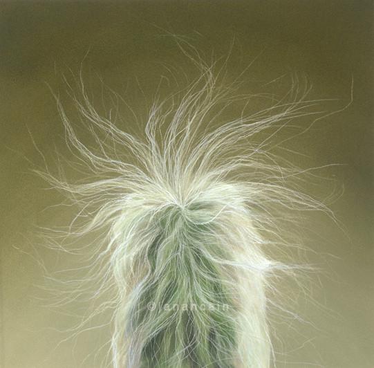 Cactus Green- Pastels