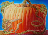 Pumpkin- Oils on Canvas
