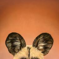 African Wild Dog- Pastels
