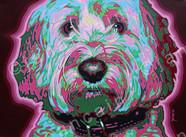 Charlie- Acrylic on Canvas