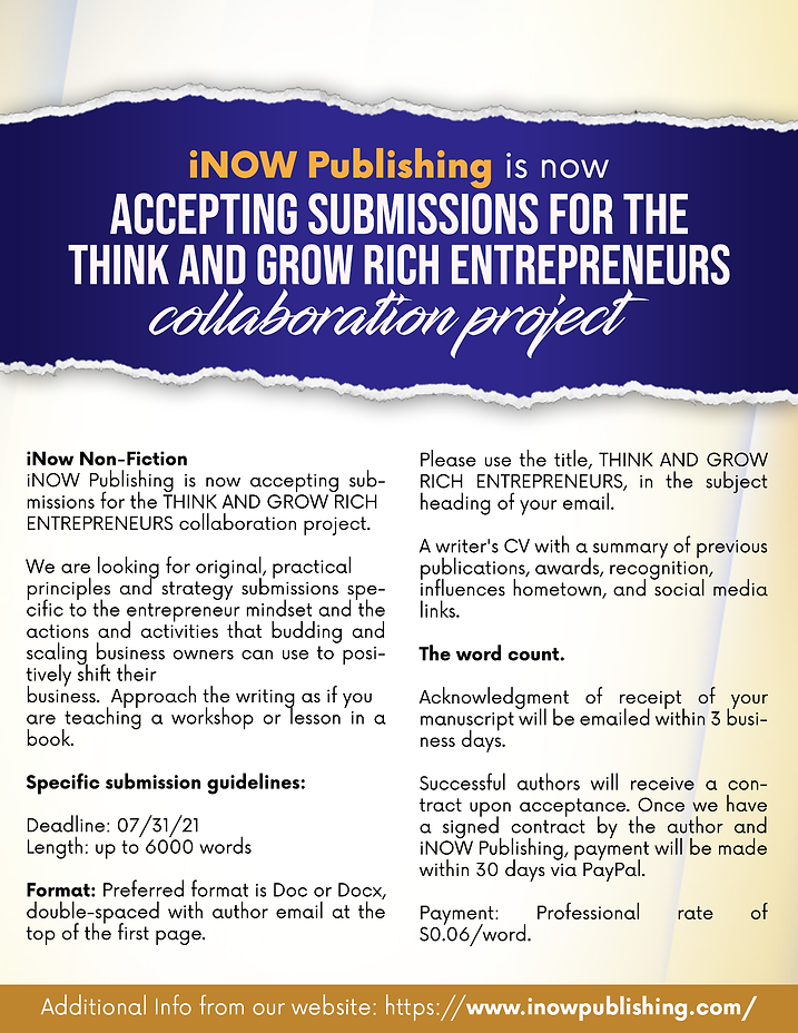 THINK AND GROW RICH ENTREPRENEURS collab