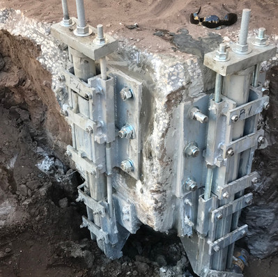 Column Support Solution
