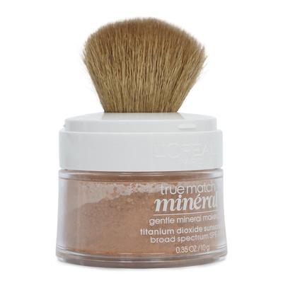 L'Oreal True match gentle mineral powder makeup - Honey Beige
