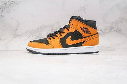 Air Jordan 1 Mid Wheat Desert Ochre DB5453-700 Mens Womens Basketball Shoes