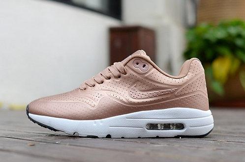 Womens Shoes Nike Air Max 1 Brown White