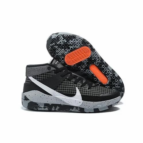 Nike KD 13 Oreo Black/White-Wolf Grey CI9949-004 Mens Basketball Shoes