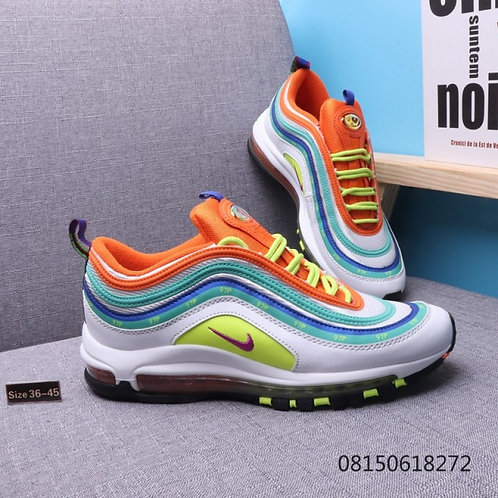 Nike Air Max 97 Multi-Color Running Shoes