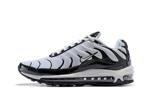 Nike Air Max Plus TN 97 White Black Mens Sneakers