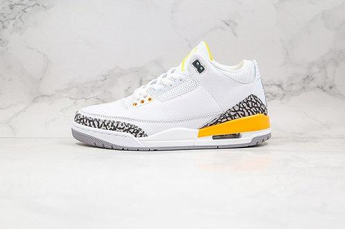 Jordan 3 Retro Laser Orange (W) CK9246-108 Mens Basketball Shoes