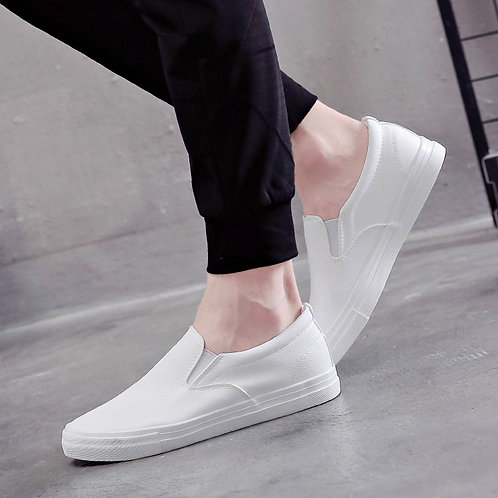 Men Leisure Low Top Slip On Loafers Shoes