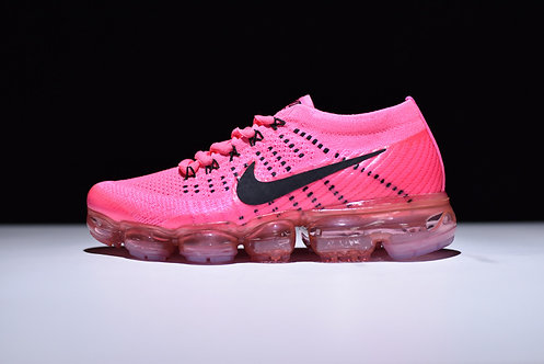 Nike VaporMax Max Flyknit Air Max 2017 Pink 849561-601 Women's Running Shoes