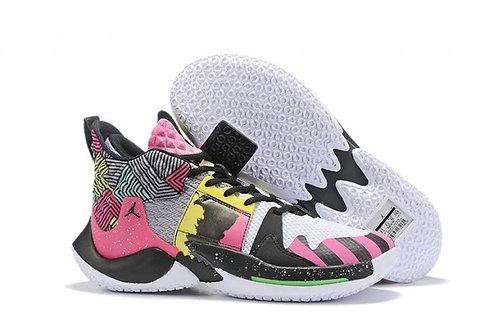 Mens Jordan Why Not Zer0. 2 Wrestling Entertainment Basketball Shoes