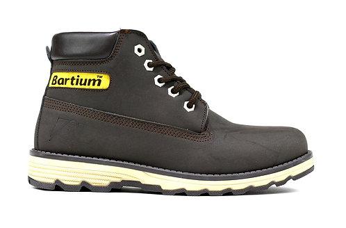 Bartium Low Top Boot Brown