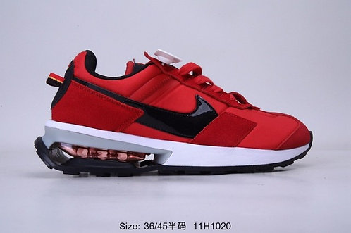 Nike Air Max 270 Pre-Day Red Black White Running Shoes