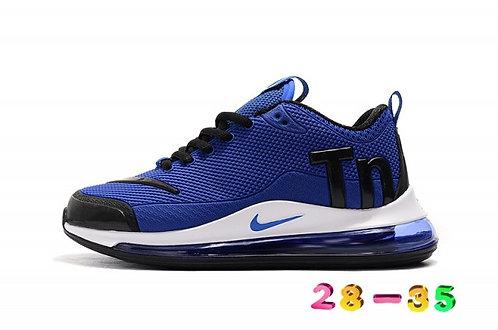 Nike Air Max TN 720 Royal Blue White Kids Running Shoes