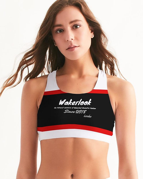 Wakerlook Women's Seamless Sports Bra