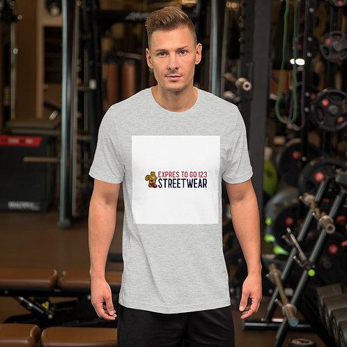 Short-Sleeve Unisex T-Shirt Expres To Go 123