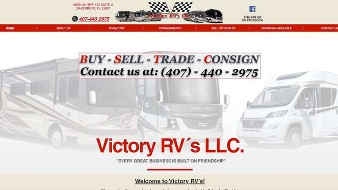 Victory RVs