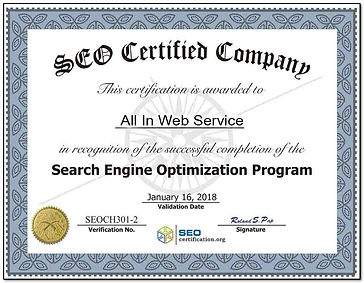 SEO-Certification-Company--allinwebservi