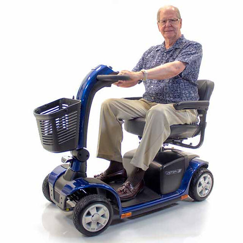 Mobility Scooter Rental