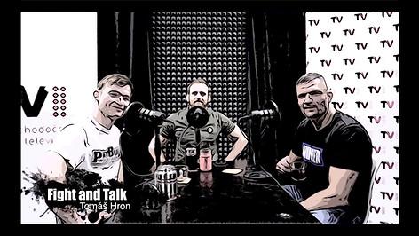 Fight&Talk #74 Tomáš Hron