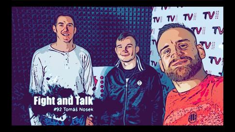 Fight&Talk #59 Tomáš Nosek