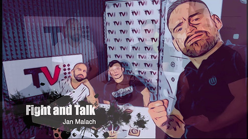 Fight&Talk #58 Jan Malach
