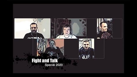 Fight&Talk #67 Svátečně silvestrovský speciál