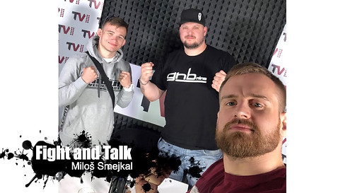 Fight&Talk #53 Miloš Smejkal