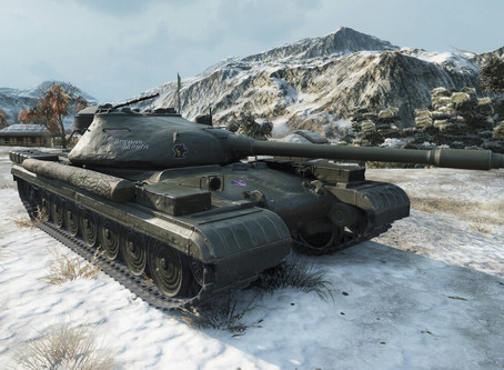 Supertest: Tank za odměnu - Object 777 verze II (Tier IX)