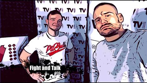 Fight&Talk # Patrik Kincl, Tomáš Kvapil