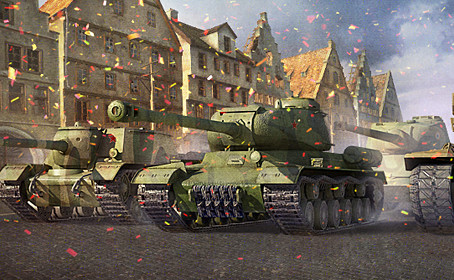 Military Parade (vojenská přehlídka) přináší tuny bonusů