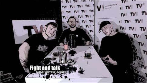 """Fight&Talk #71 Matúš """"Slávista"""" Juráček"""