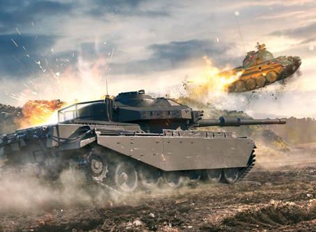 S patchem 1.6 přichází World of Tanks   S vypnutím střelby do vlastních řad !