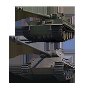 30 sleva na tanky VK 45.03 a No.VI