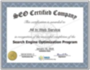 SEO-Certification-Company--allinwebservi