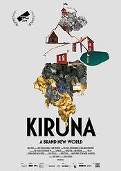 Kiruna A Brand New World postr ENG final
