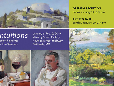 Tom Semmes to exhibit at Bethesda, MD gallery