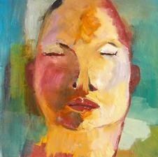 """Edward D Becker """"Dee"""" Oil on Canvas $595.00"""
