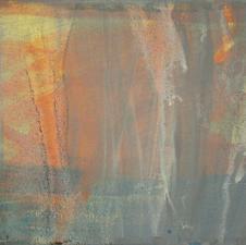"Christine Xine Conko ""Veil of Light"" Acrylic on canvas"