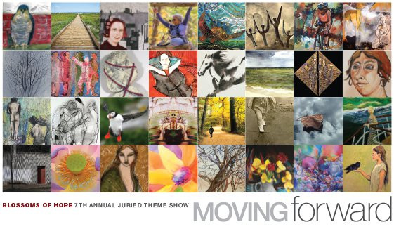 Moving Forward: 7th Annual Juried Theme Show